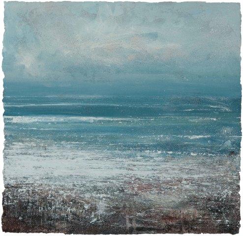 Alex Morton, A Sneak of Winter Sun, 2017