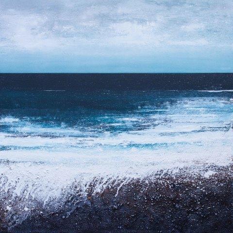 Alex Morton, Bring On The Waves, 2018