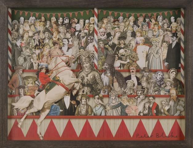 Sir Peter Blake, Circus III