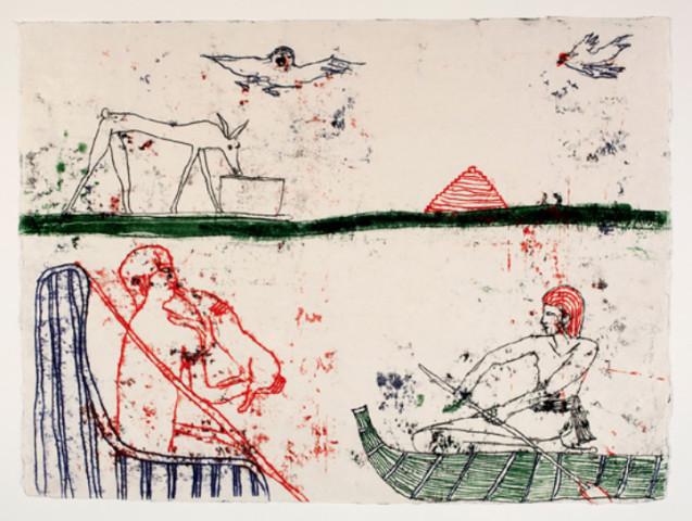 Roberta Kravitz, Lines from Egypt (14)