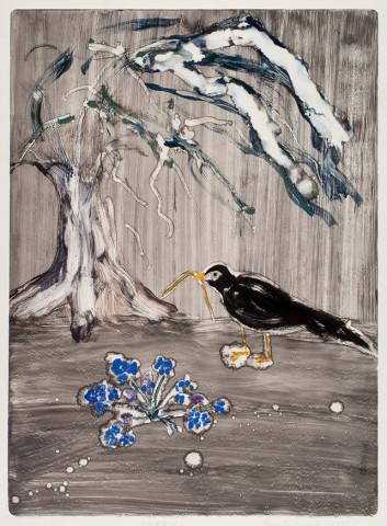 Roberta Kravitz, Blackbird
