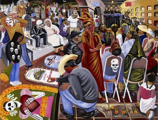 Ed Gray, Requiem, Dia De Muertos, 2009
