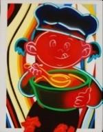 Brendan Neiland, An Untitled Piece (Chef), 2013