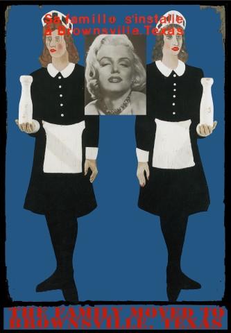 Sir Peter Blake, Milk Maids, 2009
