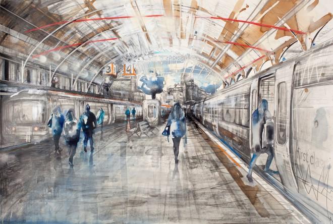 Victoria Station II
