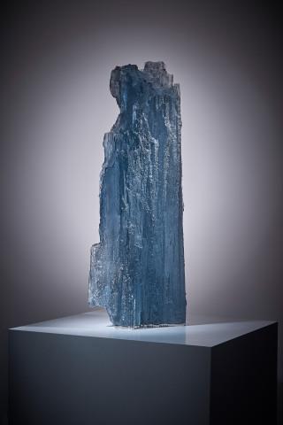 Michaela Smrček, Petrified Wood - Blue Smoke