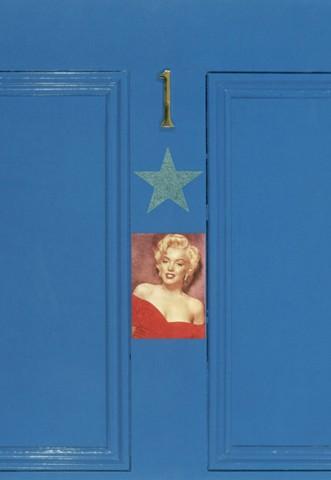 Sir Peter Blake, Marilyn's Blue Door