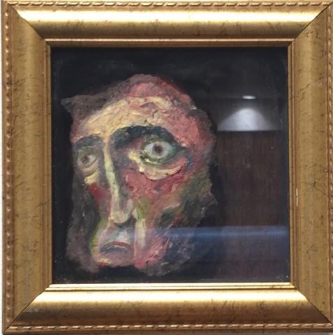 Hombre Cementado (Concreted Man)