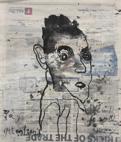 Carlos Cortes, Pay attention... It will be worthless anyway, 2019