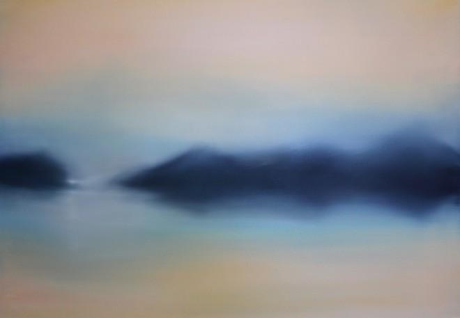 Jonathan Speed, Blue Mountains, 2019