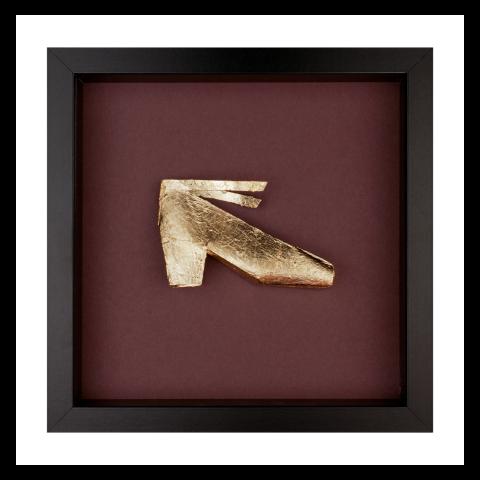 Sylvia Libedinsky, Gold Shoe - Sioux