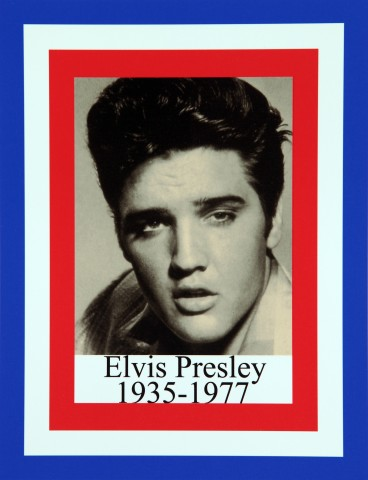 Sir Peter Blake, Elvis Presley