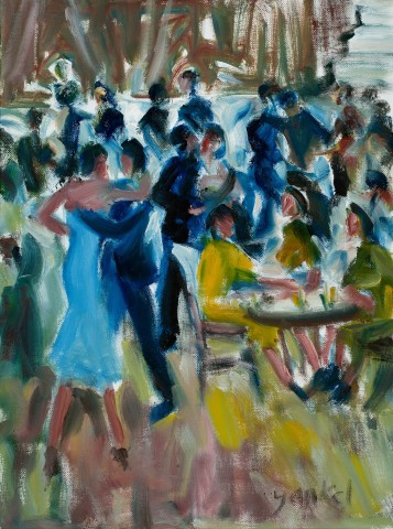 Cilla at the Basement