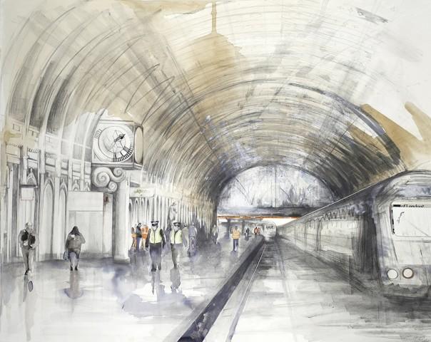 Lily Forwood, Paddington Station III
