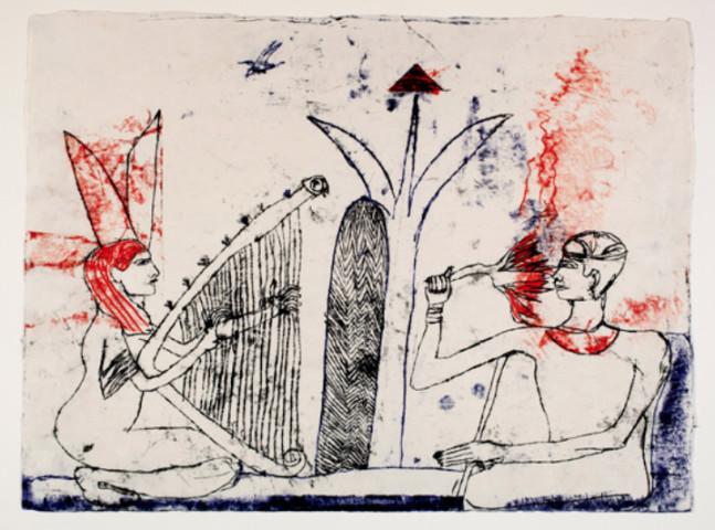 Roberta Kravitz, Lines from Egypt (3)
