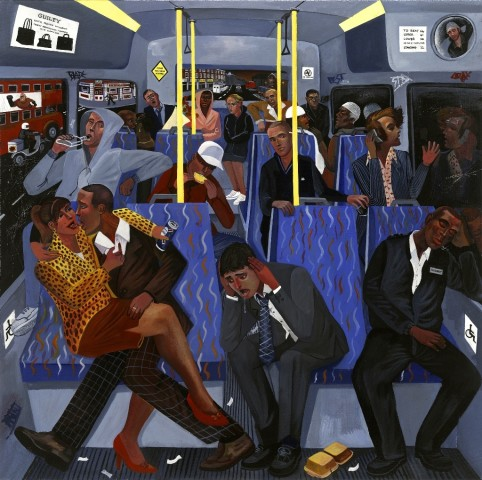 Ed Gray, Last Bus (Old Kent Road), 2005
