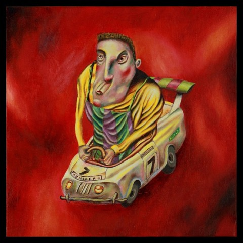 Carlos Cortes, CAR 7: The Butcher's convertible, 2012