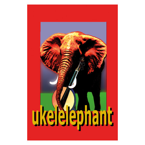 Sylvia Libedinsky, Musical Animals Series - ukelephant