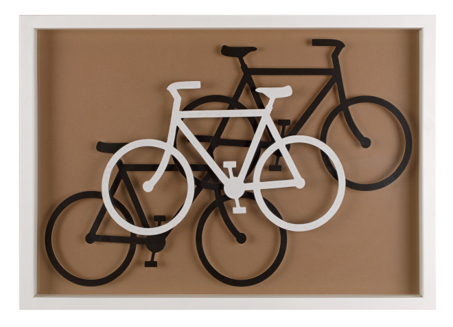 Sylvia Libedinsky, 3 Bicycles