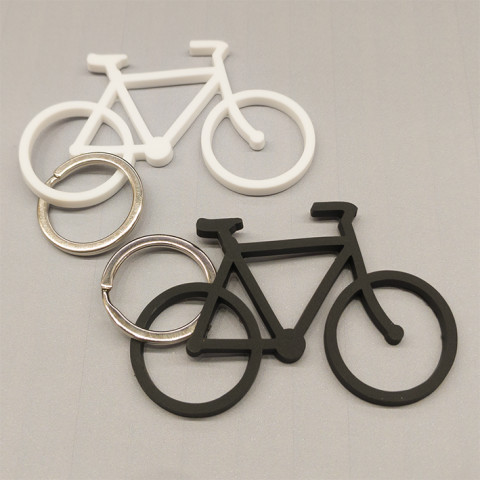 Sylvia Libedinsky, Bike Key Ring