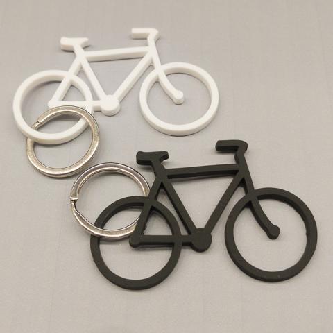 Sylvia Libedinsky, Bike Key Ring