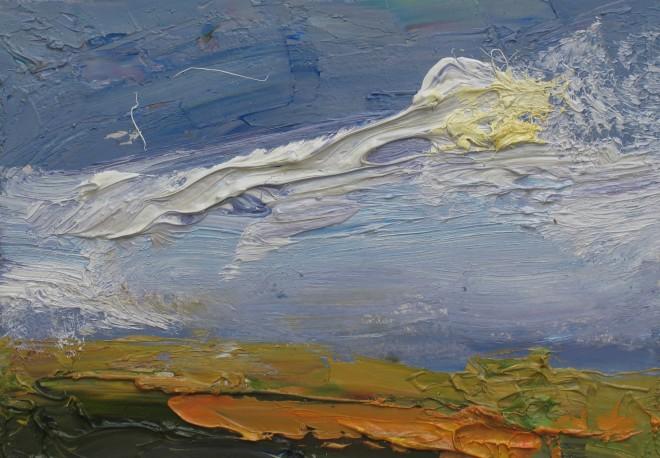 Colin Halliday, Sleeping Land, 2014-15