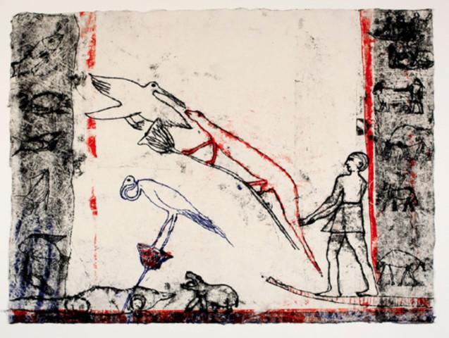 Roberta Kravitz, Lines from Egypt (9)