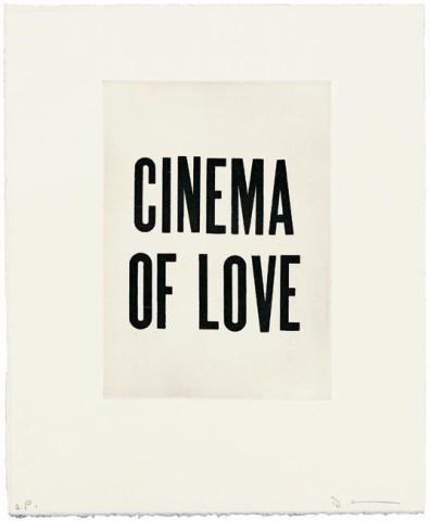 David Austen, Cinema of love, 2006