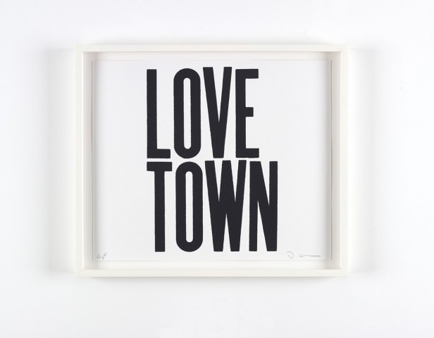 David Austen, Love Town, 2013