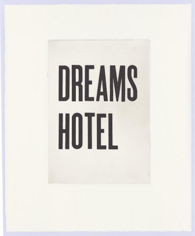 David Austen, Dreams Hotel, 2008