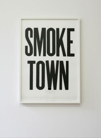 David Austen, Smoke Town, 2010