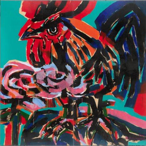 Rooster No. 2 鸡系列No. 2