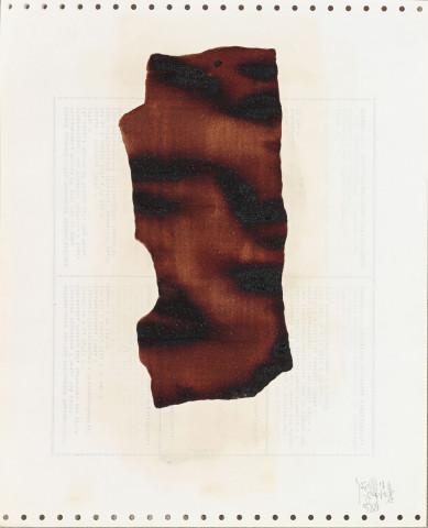 Yang Jiechang 杨诘苍, Soy Sauce Drawings 7 酱油画 7, 1988