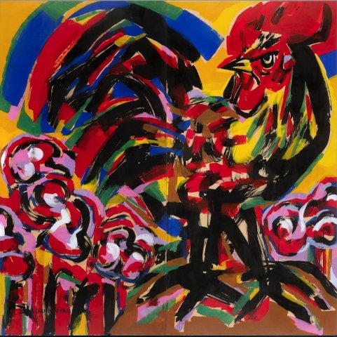 Rooster No. 1 鸡系列No. 1