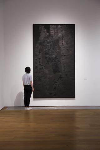 Yang Jiechang 杨诘苍, White Ink 白墨, 1991-1993