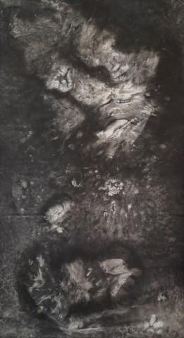 Bingyi 冰逸, The Seal of Muhamudra I 大手印之一, 2015