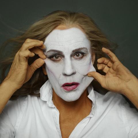 Annie Leibovitz / Meryl Streep, New York City (1981)
