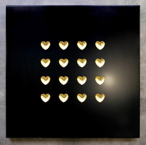 RYCA (Ryan Callanan), 16 Gold Hearts (UNIQUE), 2020