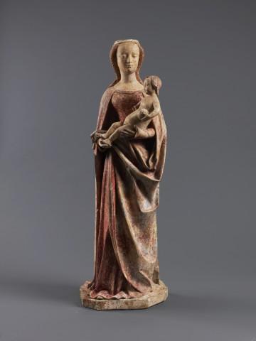 Bourbonnais Virgin and Child