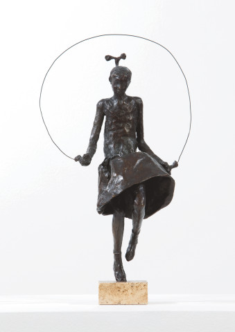 The Skipping Girl