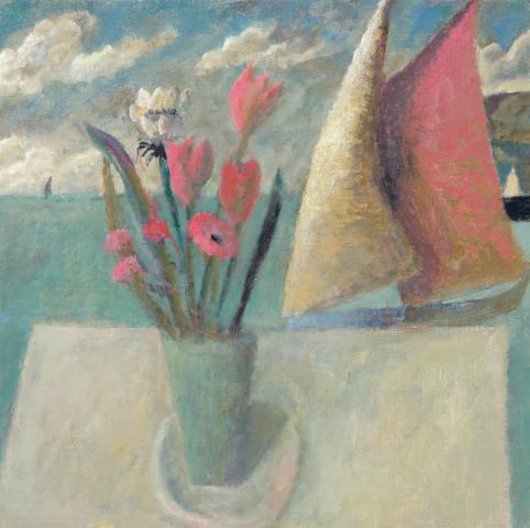 Flowers and Sail