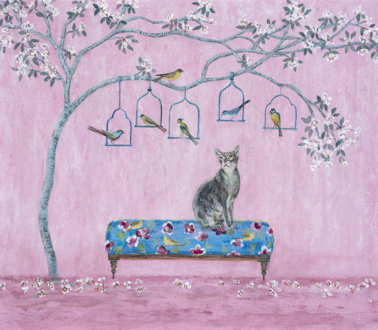 Tracy Rees, Birdwatching
