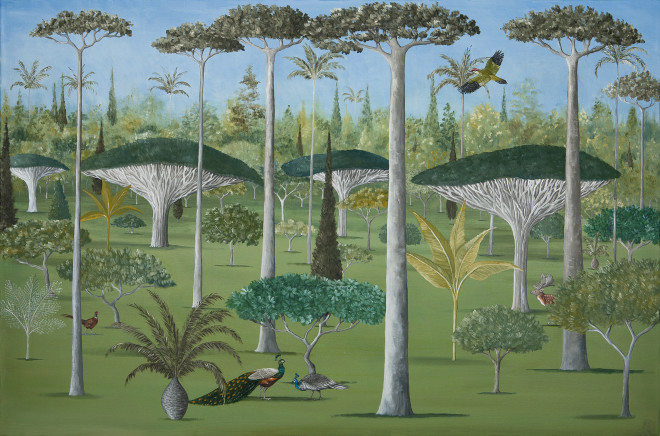 Rebecca Campbell, A Plantation of Trees