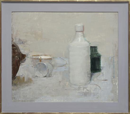 Ben Henriques, White Composition