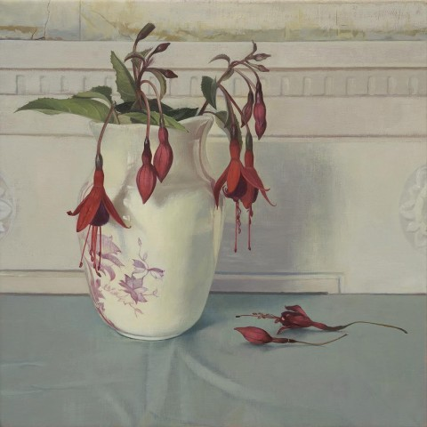 Susan Angharad Williams, Fuchsias