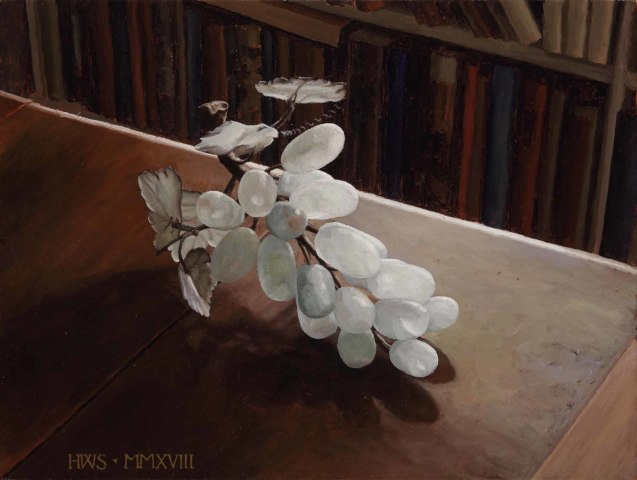 Harry Steen, Jade Grapes