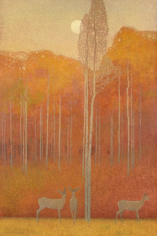David Grossmann, In the Autumn Evening