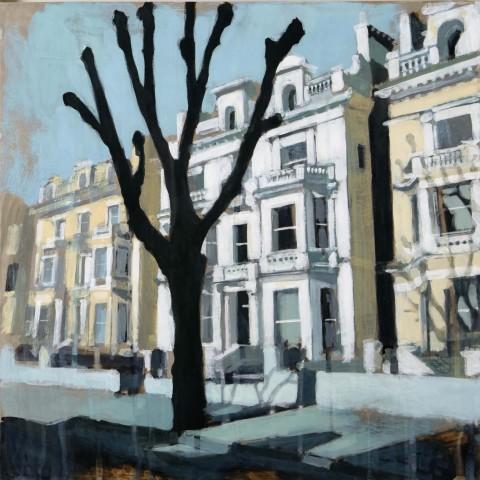 Camilla Dowse, Holland Park, London