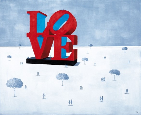 Rebecca Campbell, All You Need is Love