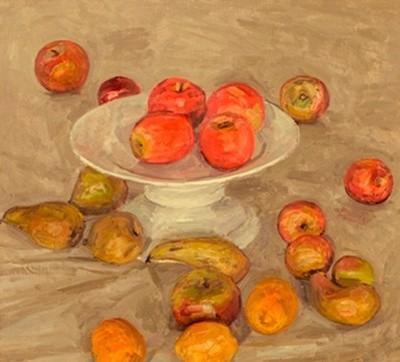 Ben Henriques, Apples, Pears & Lemons 'Pink Ladies'